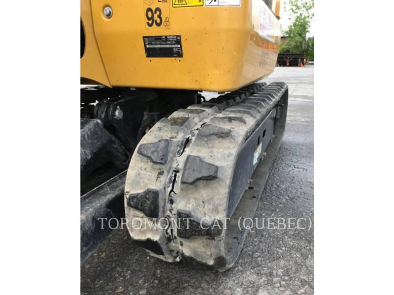 CATERPILLAR TRACK EXCAVATORS 301.7DCR equipment  photo 11