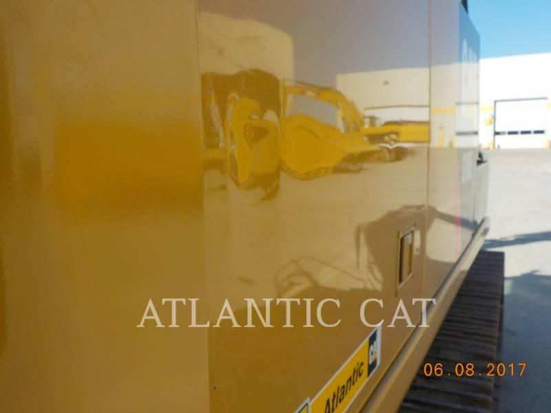 CATERPILLAR TRACK EXCAVATORS 318E equipment  photo 4