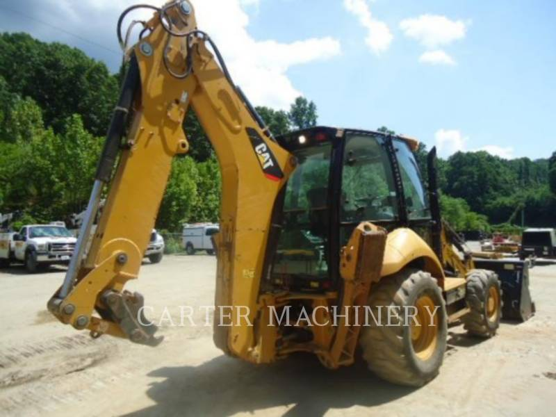 CATERPILLAR BAGGERLADER 430FIT equipment  photo 4