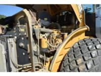 CATERPILLAR 振動シングル・ドラム・スムーズ CS78B equipment  photo 17