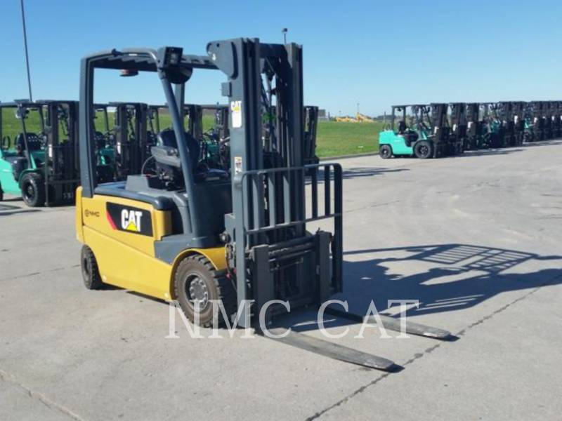 CATERPILLAR LIFT TRUCKS GABELSTAPLER EP6000 equipment  photo 4