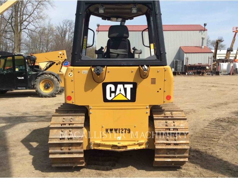 CATERPILLAR TRACK TYPE TRACTORS D5K equipment  photo 4