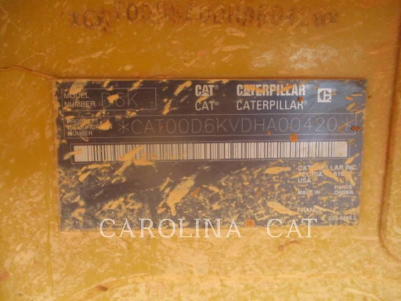 CATERPILLAR 履带式推土机 D6KLGP equipment  photo 24