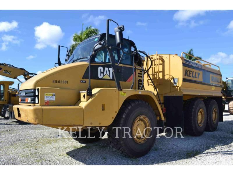 CATERPILLAR CAMIONES ARTICULADOS 725 equipment  photo 6