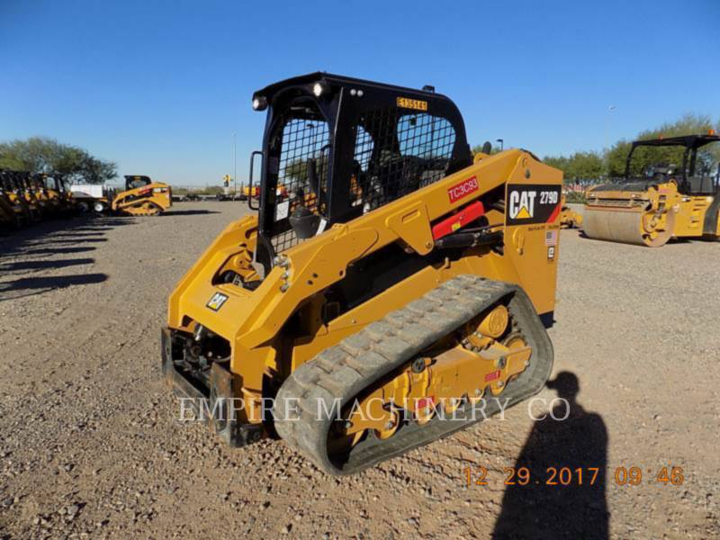 CATERPILLAR MINICARGADORAS 279D XPS equipment  photo 4