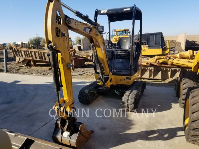 CATERPILLAR TRACK EXCAVATORS 301.7 equipment  photo 1