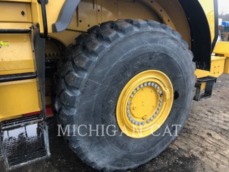 CATERPILLAR WHEEL LOADERS/INTEGRATED TOOLCARRIERS 980M LS equipment  photo 16