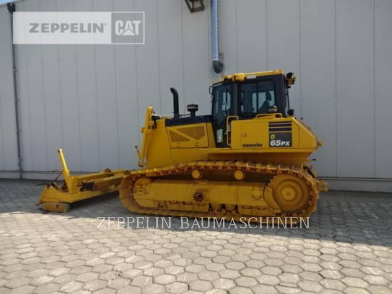 KOMATSU LTD. ブルドーザ D65PX equipment  photo 6