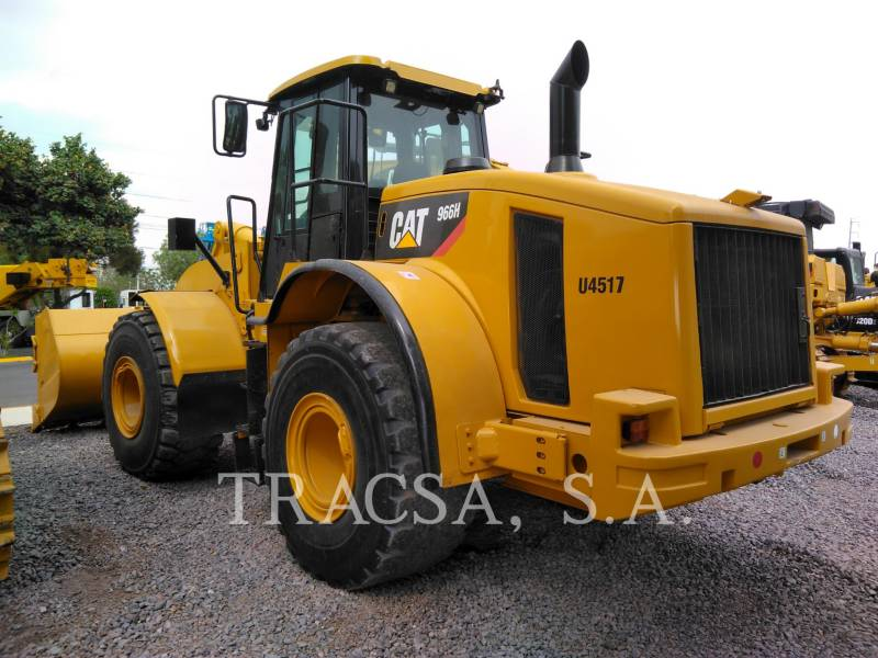 CATERPILLAR WHEEL LOADERS/INTEGRATED TOOLCARRIERS 966H equipment  photo 3