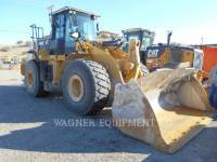 CATERPILLAR RADLADER/INDUSTRIE-RADLADER 966K FC equipment  photo 1