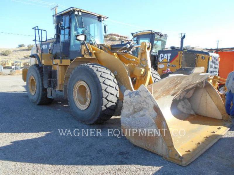 Caterpillar ÎNCĂRCĂTOARE PE ROŢI/PORTSCULE INTEGRATE 966K FC equipment  photo 1