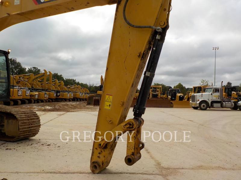 CATERPILLAR TRACK EXCAVATORS 349E L equipment  photo 19
