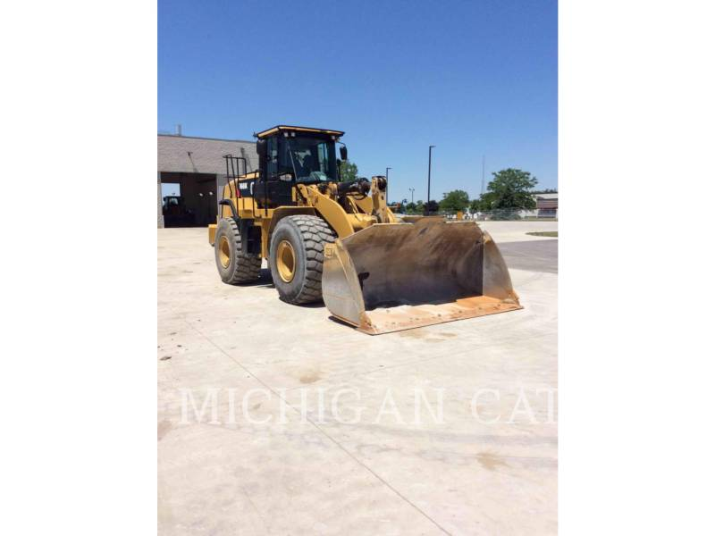 CATERPILLAR CARGADORES DE RUEDAS 966K Q equipment  photo 1