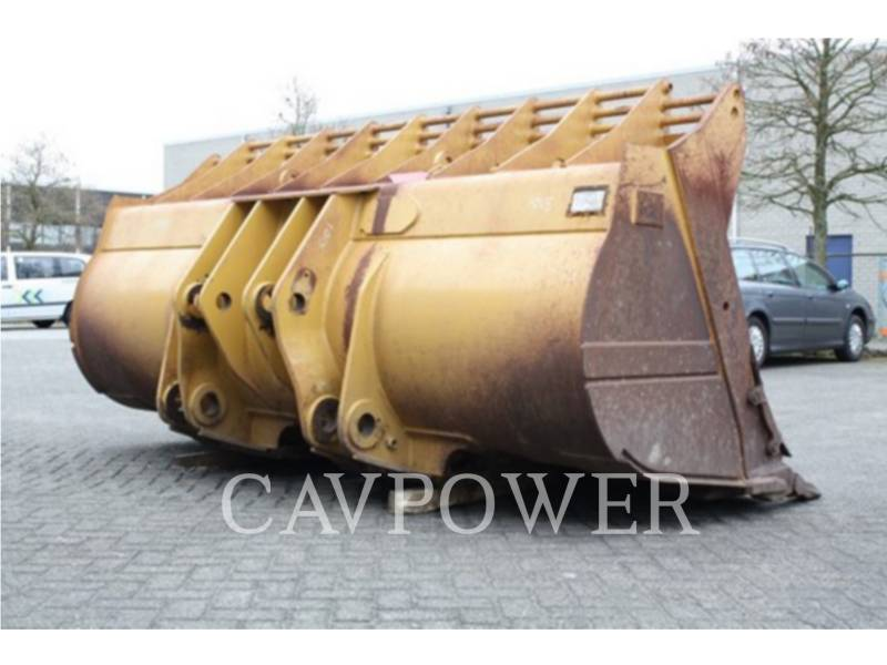 CATERPILLAR WT - GODET 980K BUCKET equipment  photo 2