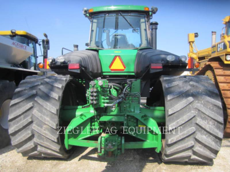 DEERE & CO. TRACTEURS AGRICOLES 9520T equipment  photo 21