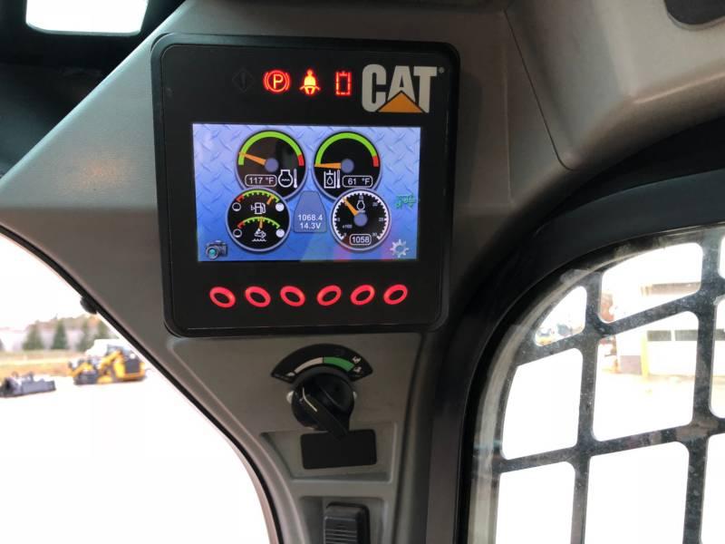CATERPILLAR DELTALADER 299D2 equipment  photo 23