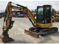 CATERPILLAR TRACK EXCAVATORS 303.5E2 CR equipment  photo 1
