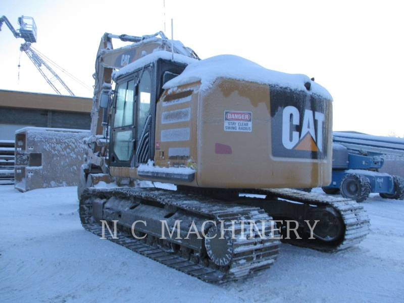 CATERPILLAR KOPARKI GĄSIENICOWE 320E LRR equipment  photo 8