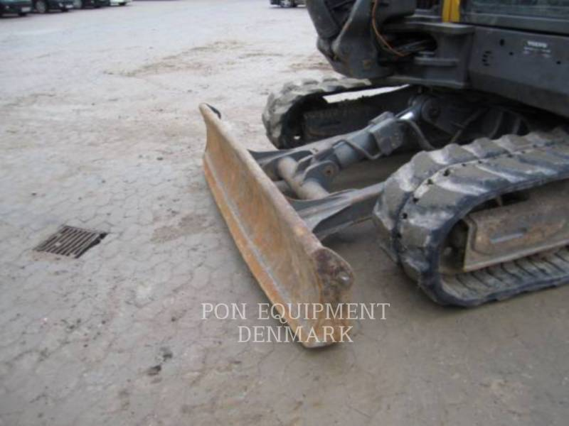 VOLVO CONSTRUCTION EQUIPMENT PELLES SUR CHAINES ECR88 equipment  photo 11