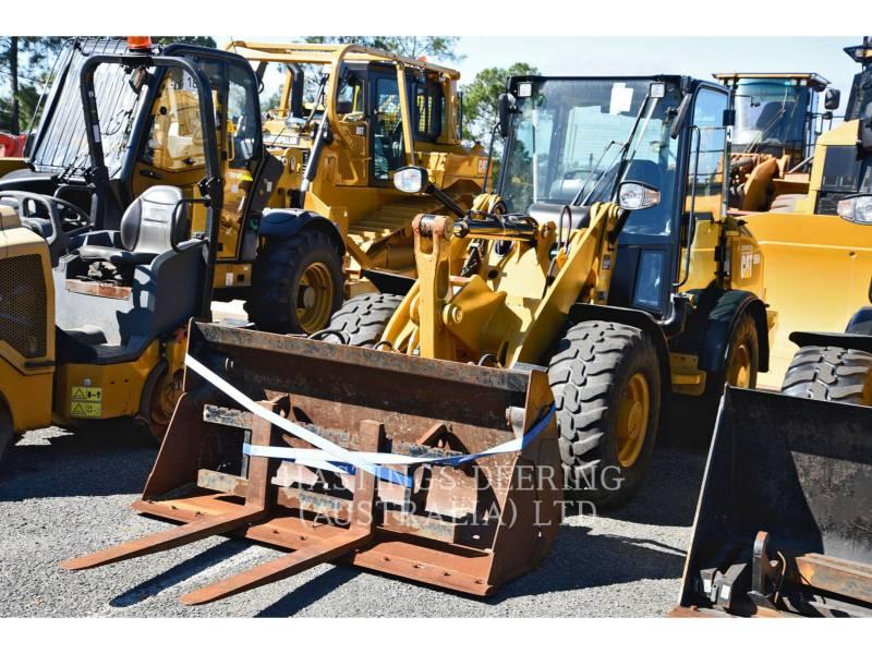CATERPILLAR ホイール・ローダ/インテグレーテッド・ツールキャリヤ 906M equipment  photo 1