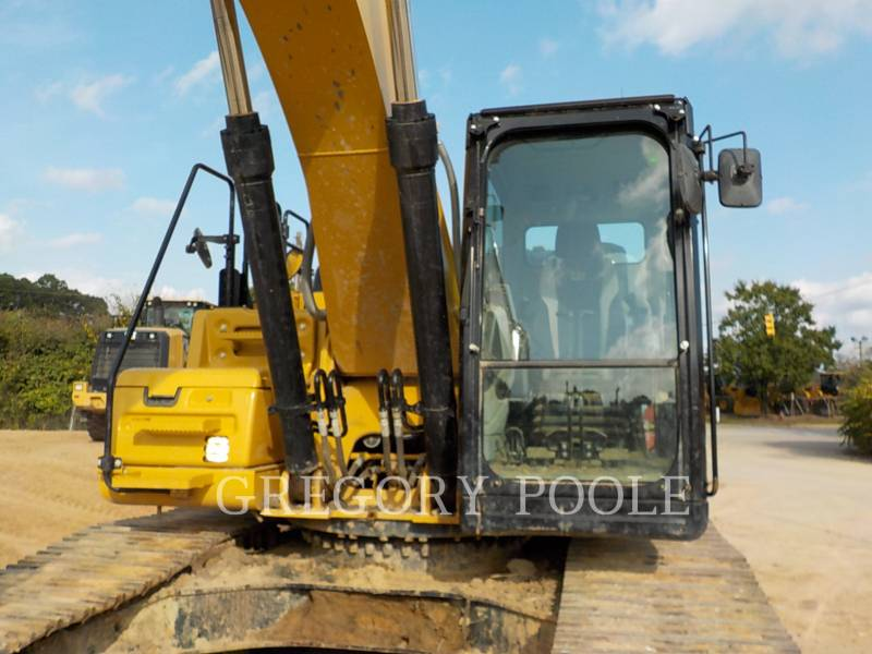 CATERPILLAR PELLES SUR CHAINES 329F L equipment  photo 3