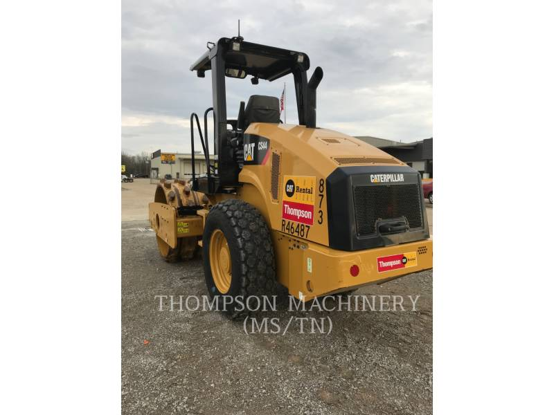 CATERPILLAR COMPACTEUR VIBRANT, MONOCYLINDRE LISSE CS44 equipment  photo 5