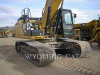 CATERPILLAR PELLES SUR CHAINES 336EL HAMR equipment  photo 3