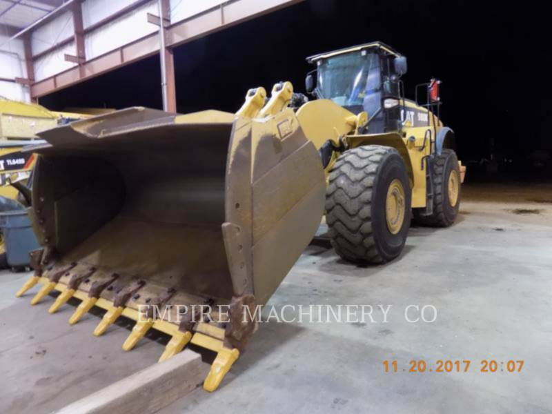 CATERPILLAR PALE GOMMATE/PALE GOMMATE MULTIUSO 980K equipment  photo 1