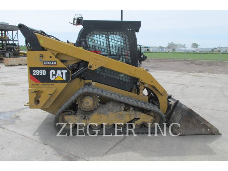 CATERPILLAR CARGADORES MULTITERRENO 289DWR equipment  photo 3