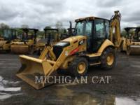 Equipment photo CATERPILLAR 420F AR CHARGEUSES-PELLETEUSES 1