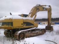 Equipment photo CATERPILLAR 330CL KOPARKI GĄSIENICOWE 1