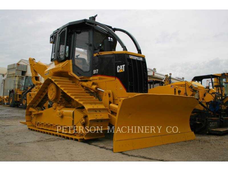 CATERPILLAR SILVICULTURA - TRATOR FLORESTAL 517 GR equipment  photo 1