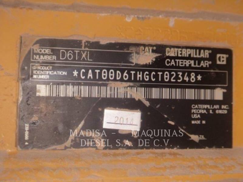 CATERPILLAR MINING TRACK TYPE TRACTOR D6T equipment  photo 8