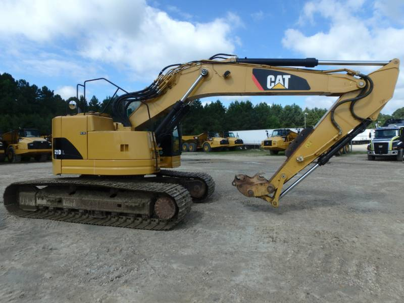 CATERPILLAR トラック油圧ショベル 321DLCR equipment  photo 1