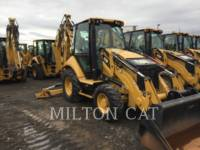 CATERPILLAR BAGGERLADER 420F IT equipment  photo 2