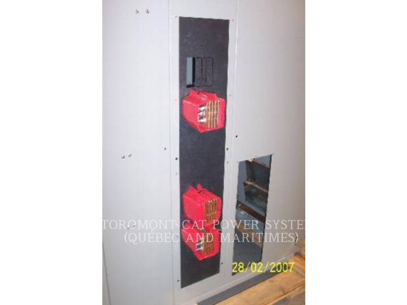 CUTTLER HAMMER SYSTEMS / COMPONENTS SWITCHGEAR 5000A equipment  photo 10