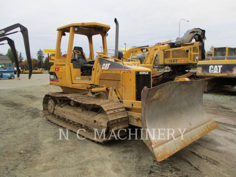 CATERPILLAR TRACK TYPE TRACTORS D5G XLCN equipment  photo 1