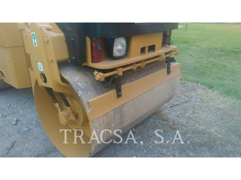 CATERPILLAR TANDEMVIBRATIONSWALZE, ASPHALT CB24 equipment  photo 8