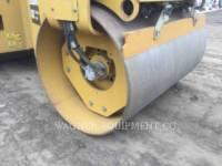 CATERPILLAR TANDEMOWY WALEC WIBRACYJNY DO ASFALTU (STAL-STAL) CB34B equipment  photo 8