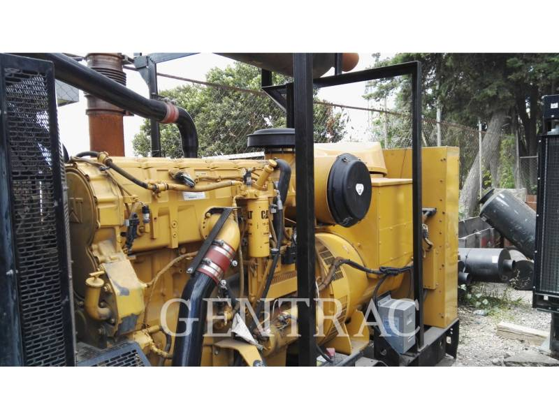 OLYMPIAN CAT PORTABLE GENERATOR SETS C15 equipment  photo 6
