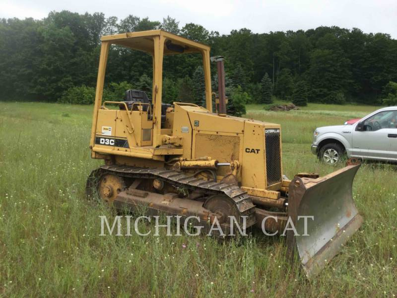 CATERPILLAR TRACK TYPE TRACTORS D3C equipment  photo 2