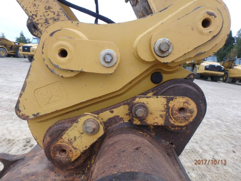 CATERPILLAR KETTEN-HYDRAULIKBAGGER 329EL equipment  photo 18