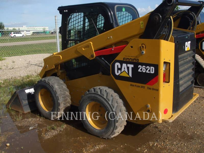 CATERPILLAR SKID STEER LOADERS 262DXPS equipment  photo 4