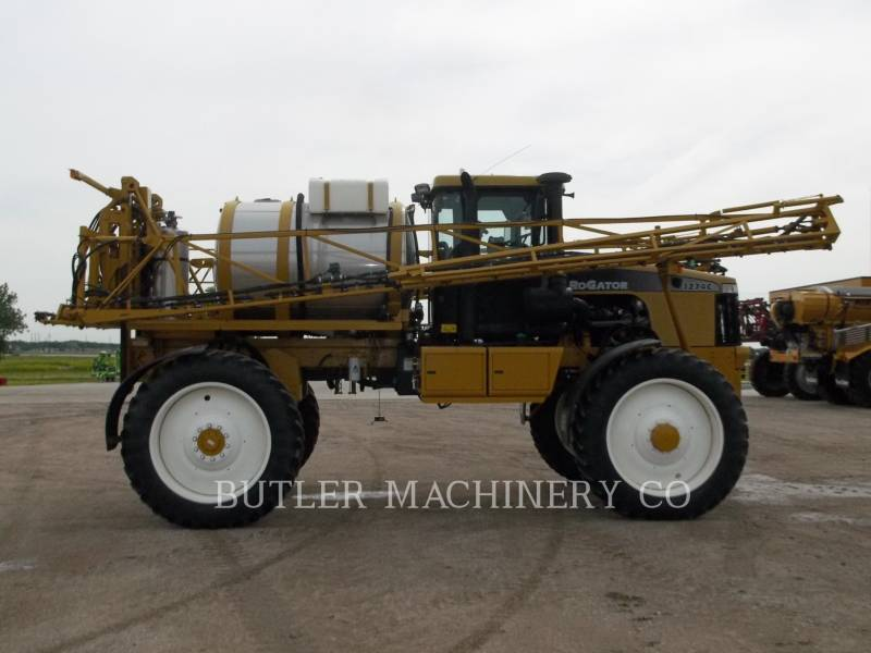 ROGATOR PULVÉRISATEUR RG1274 equipment  photo 2