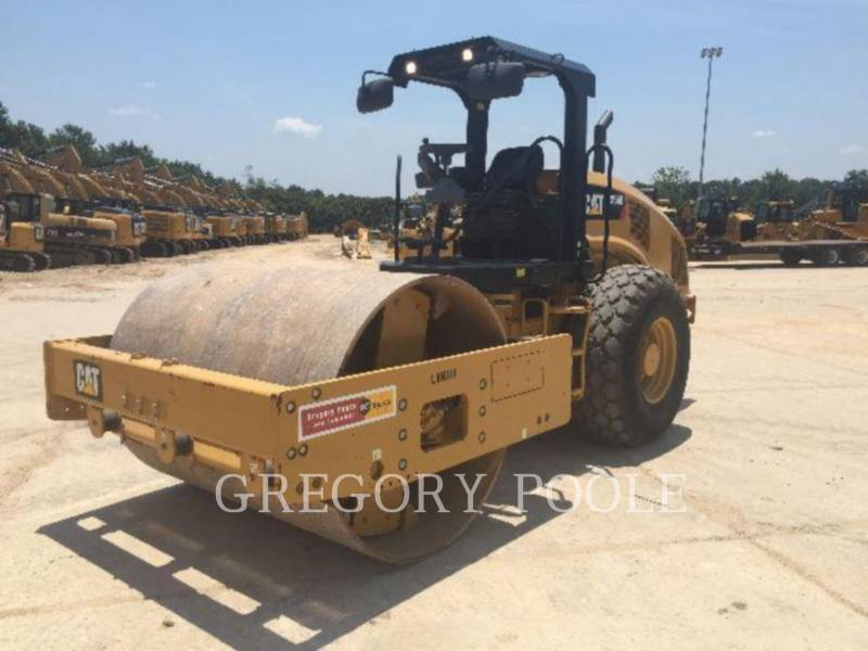 CATERPILLAR COMPACTADORES DE SUELOS CS-56B equipment  photo 1