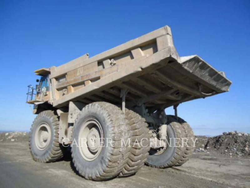 Caterpillar CAMION MINIER PENTRU TEREN DIFICIL 785B equipment  photo 4