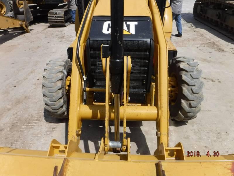 CATERPILLAR BAGGERLADER 420FST equipment  photo 9