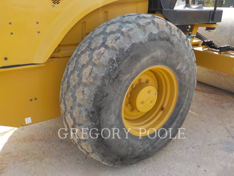 CATERPILLAR VIBRATORY SINGLE DRUM SMOOTH CS-54B equipment  photo 20