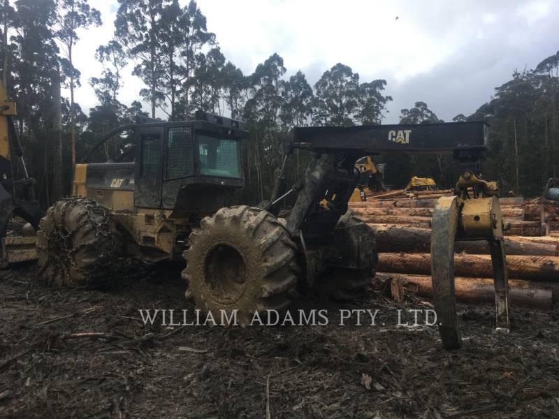 CATERPILLAR 林業 - スキッダ 545C equipment  photo 1