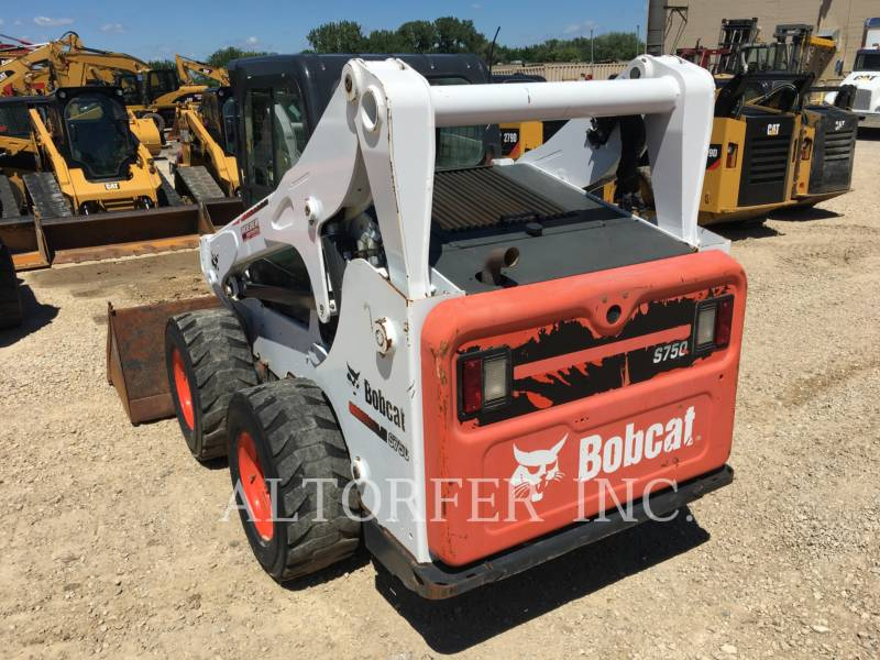 BOBCAT CHARGEURS COMPACTS RIGIDES S750 equipment  photo 5